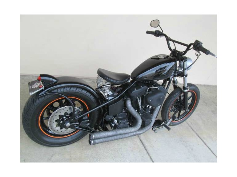 2006 Custom BOBBER HARDTAIL RETRO 160 TIRE