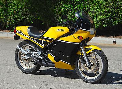 Yamaha : Other 1985 yamaha rz rd 350 lc fast fun runs perfectly modified w original parts