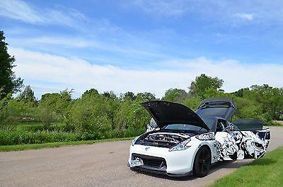 Nissan : 370Z Custom Supercharged 2010 Nissan 370Z Mishimoto Sharpie Race & Show Car - SEMA & DSPORT