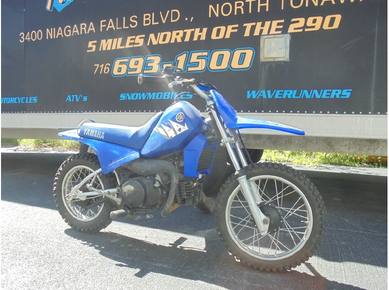 2005 Yamaha PW 80