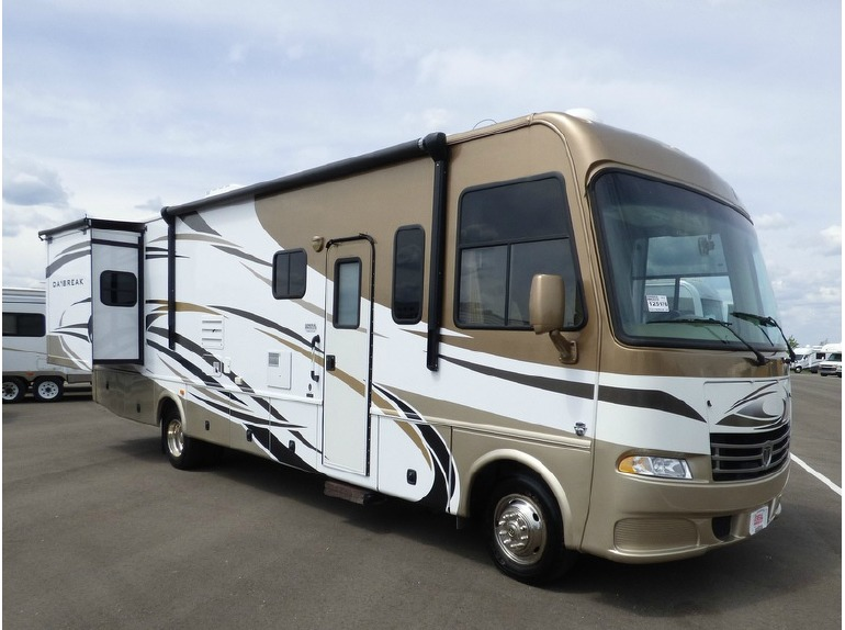 Thor Daybreak Rvs For Sale In Michigan