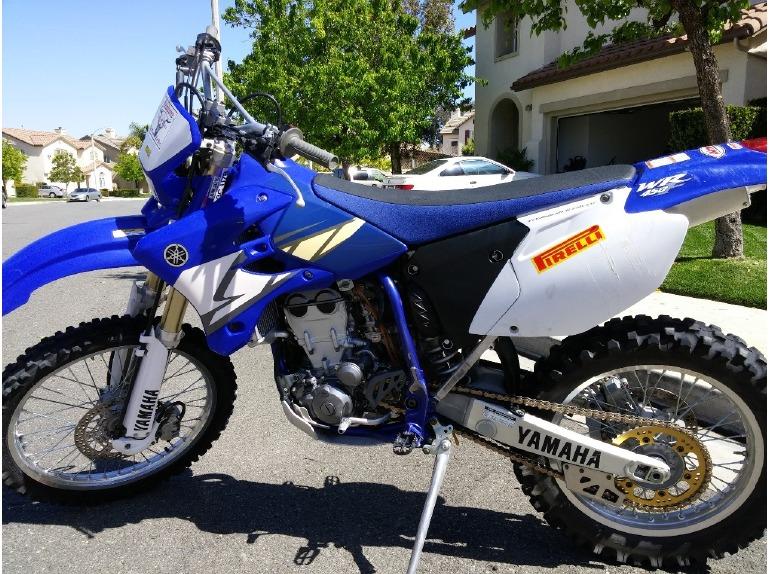 2004 Yamaha Wr450f