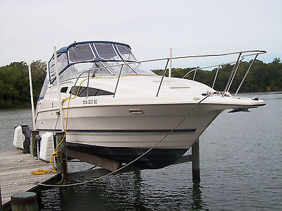 1997 30 ft. Bayliner Ciera 2855 VERY CLEAN CRUISER IB/OB
