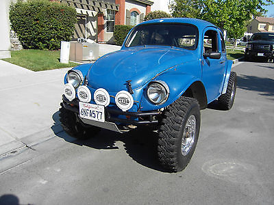 Volkswagen : Other Baja Bug Super nice hard to find 1963 VW Baja Bug