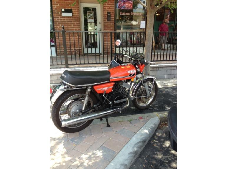 1975 yamaha rd350 motorcycles for sale. Black Bedroom Furniture Sets. Home Design Ideas