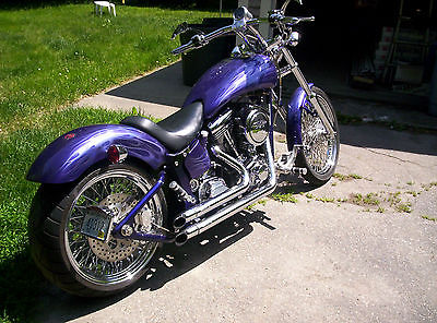 Custom Built Motorcycles : Other Independent Freedom Express 1639cc in Excellent condition. Sound system is super