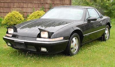 Buick : Reatta Base Coupe 2-Door 1989 buick reatta 58 k miles