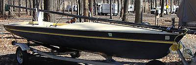 1980 18' Chrysler Buccaneer Sail Boat w/ Trailer Summer Family Fun! no motor