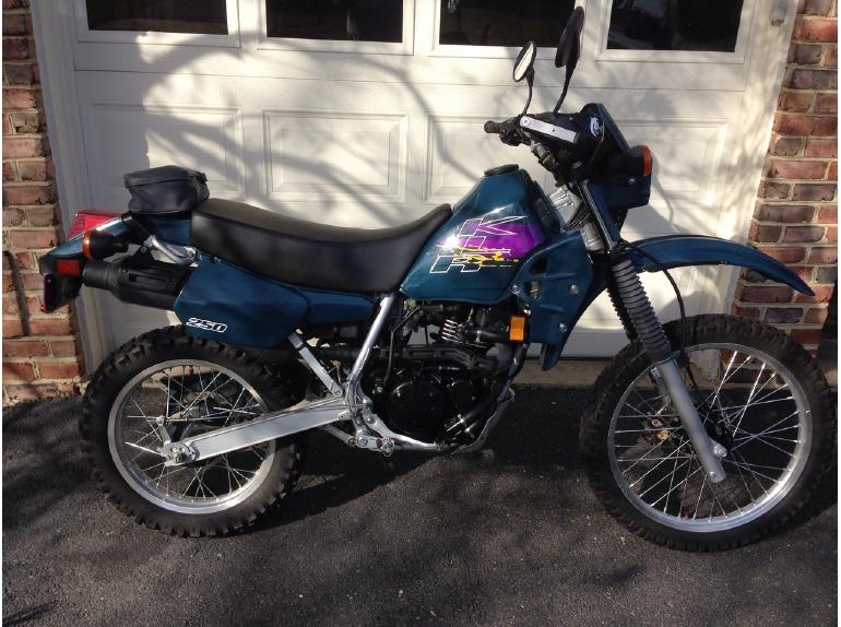 1999 Kawasaki Klr 250