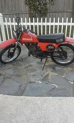 Suzuki Ds 100 Motorcycles For Sale