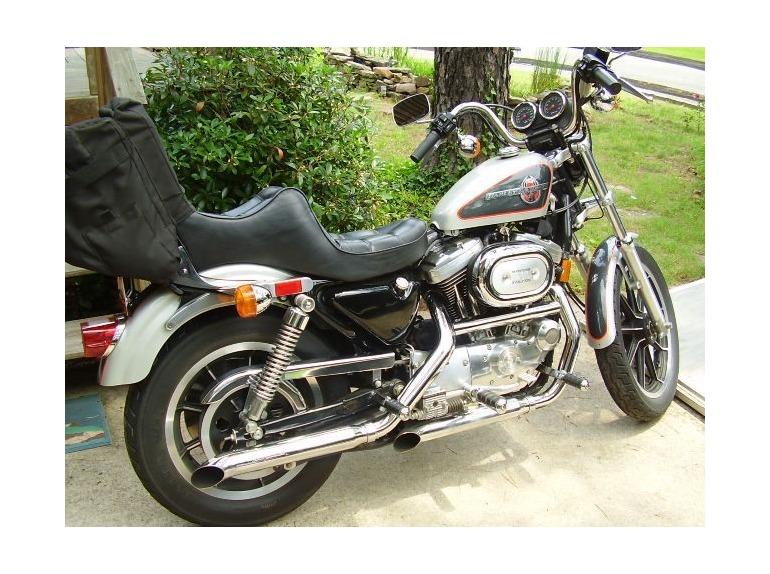 1993 Harley-Davidson Sportster 1200 ANNIVERSARY EDITION
