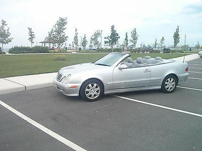 Mercedes-Benz : CLK-Class CLK 320 MERCEDES CLK320 CONVERTIBLE *  WELL SERVICED! STUNNING CLK