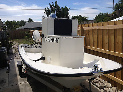 Boston Whaler 70hp Johnson