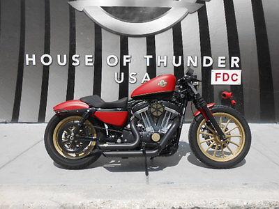 Harley-Davidson : Sportster Harley-Davidson Sportster Cafe Racer , XL 883 , Race