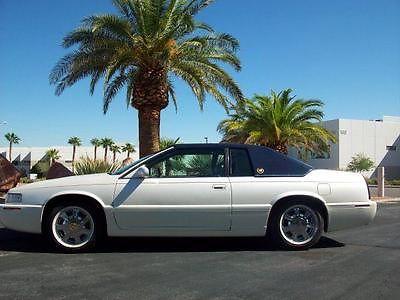 Cadillac : Eldorado 2 door 92781 miles gaskets rebuilt at 88 000