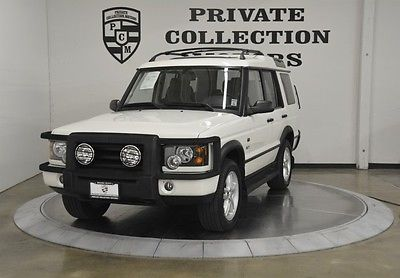 Land Rover : Discovery SE7 2003 se 7