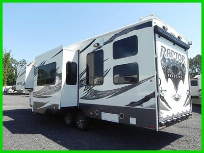 2012 Keystone RAPTOR VELOCITY 300MP *2 SLIDES*5.5K GEN*WD COMBO*NEW TIRES* Used
