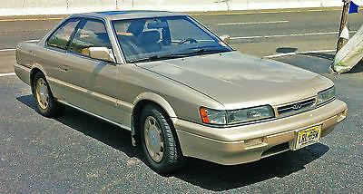 Infiniti : M30 Base Coupe 2-Door 1992 infiniti m 30 base coupe 2 door 3.0 l