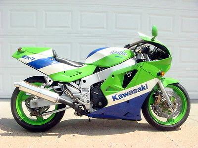 1989 Kawasaki Zx7 Motorcycles for sale
