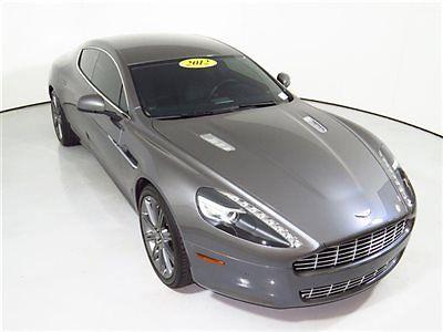 Aston Martin : Rapide 4dr Sedan Automatic 2012 aston martin rapide v 12 sedan navi