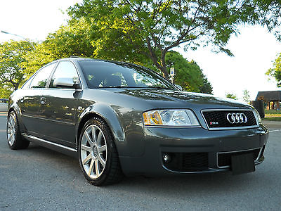 Audi : RS6 SPECIAL RS6 PLEASE READ 2003 audi rs 6 c 5 biturbo comparables rs 4 rs 5 rs 6 s 4 s 5 s 6 s 8 c 63 e 55 e 63 m 3 m 5