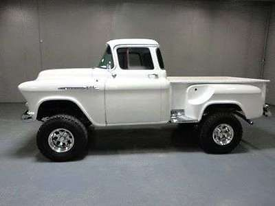 Chevrolet : Other Pickups Vintage 1956 chevrolet 3100 lifted 4 x 4
