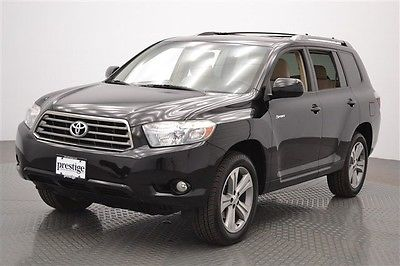 2008 toyota highlander sport utility sport cars for sale. Black Bedroom Furniture Sets. Home Design Ideas