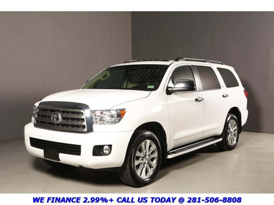 2012 toyota sequoia limited cars for sale. Black Bedroom Furniture Sets. Home Design Ideas