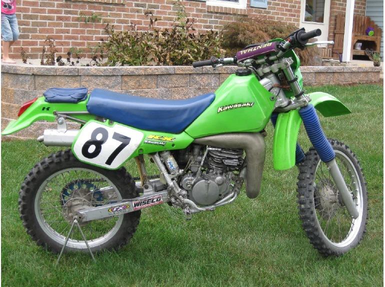 1987 Kawasaki Kdx 200