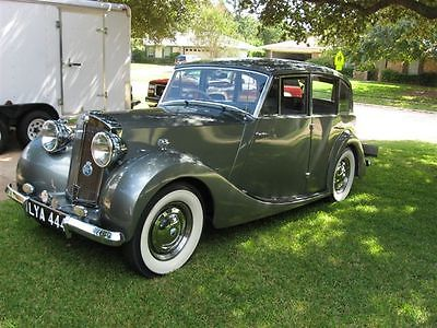 Triumph : Other TDA 2000 1949 triumph razoredge saloon