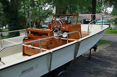 Sakonnet Boston Whaler 1976 17Ft. Recreation Fishing Boat Excellent Condition!
