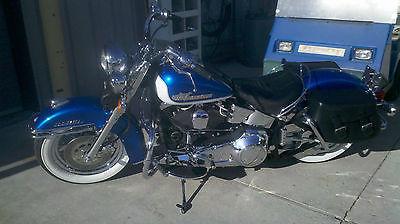 Harley-Davidson : Softail 1996 harley davidson flstc