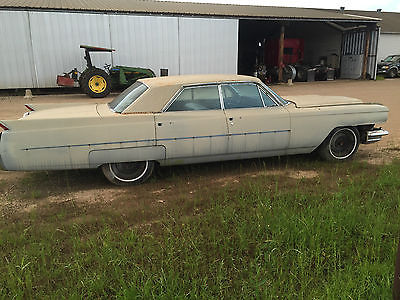 Cadillac : Other 1962 SERIES 1962 series caddy