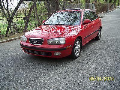 Hyundai : Elantra GT NICE RUNNING/LOOKING 2002 ELANTRA
