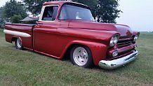 Chevrolet : Other Truck 1958 chevy chevrolet pickup truck pro street street rod hot rod rat rod