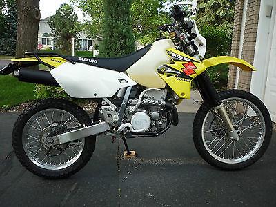 Suzuki : DR-Z 2004 suzuki drz 400 e 132 miles street legal 2 sets of wheels