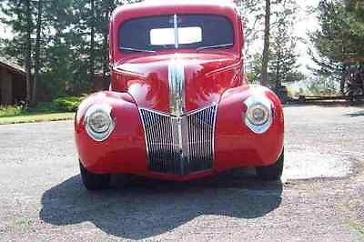 Ford : Other Pickups Chrome Classic 1940 Ford Truck