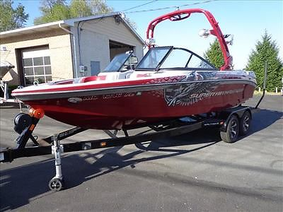 12 Nautique Super Air 210