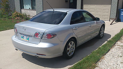 Mazda : Mazda6 GS Mazda6 Grey Sedan with new tires and battery with fresh COI (Safety Inspection)