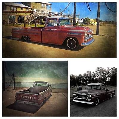 Chevrolet : Other Pickups Apache 1959 chevy apache