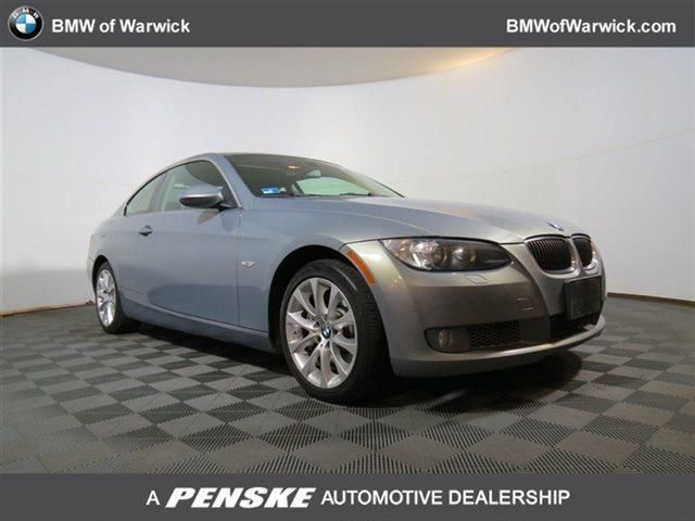 2008 BMW 3 Series Coupe 335xi AWD Coupe