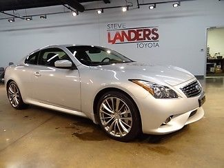 Infiniti : G Sport 6MT MANUAL G37S NAVIGATION PARKING SENSORS BACKUP CAM HEATED LEATHER COUPE CALL NOW