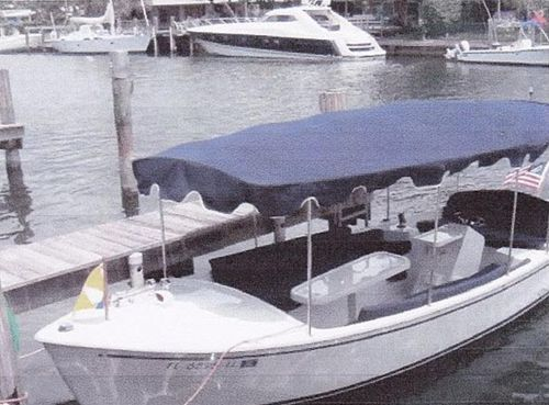 2001 Duffy Classic 21 Electric Boat