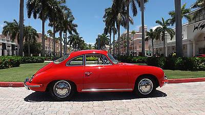 Porsche : 356 Porsche 356 C