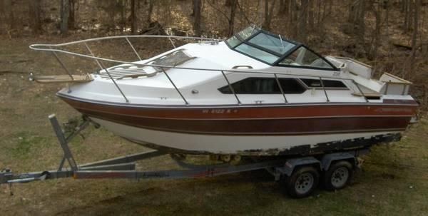 1988 Chaparral 238 XLC with 2007 Trailer