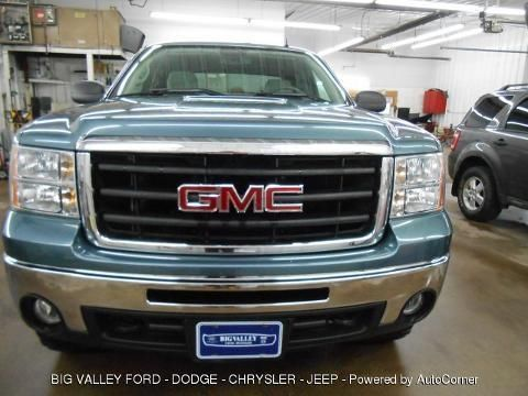 2009 GMC SIERRA 1500 4 DOOR CREW CAB SHORT BED TRUCK
