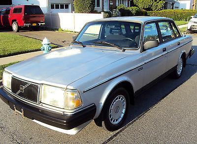 Volvo : 240 DL 1989 volvo 240 dl 71 k miles