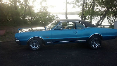 Oldsmobile : Cutlass cutlass 1967 oldsmobile cutlass 442 supreme automatic big block holiday coupe