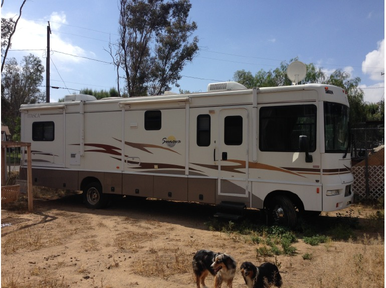 2006 Ford Winnebago Itasca