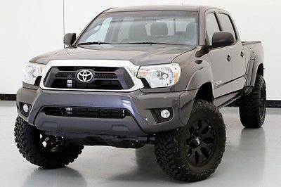 Toyota : Tacoma SR5 Lifted 4x4 18 Inch Helo Wheels 15 toyota tacoma sr 5 lifted 4 x 4 18 inch helo wheels